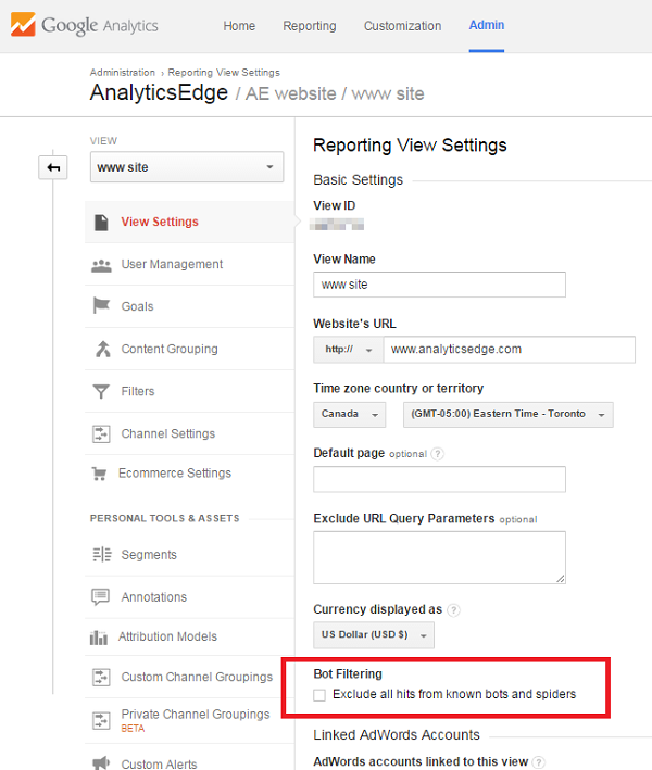 Definitive Guide to Removing All Google Analytics Spam