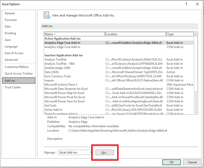 Uninstall Analytics Edge | Analytics Edge Help