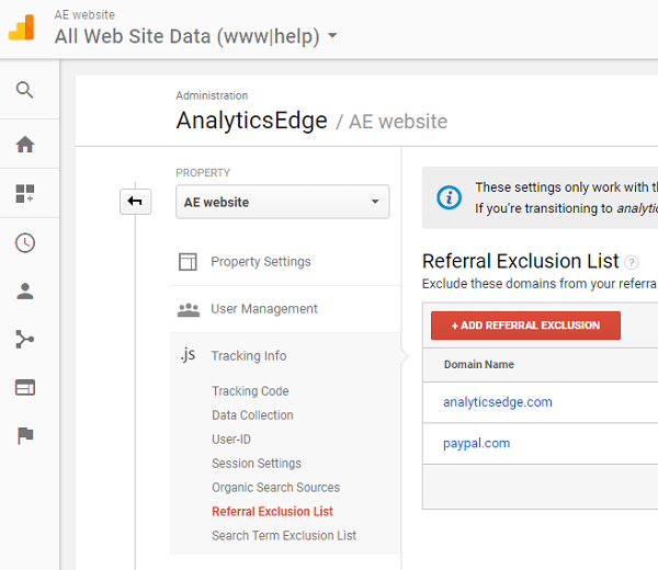 Direct 'Spam' in Google Analytics   Analytics Edge Help